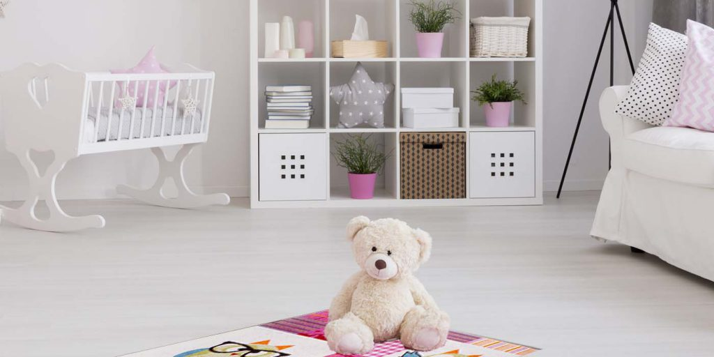 der kinderteppich lila begeistert im m dchenzimmer. Black Bedroom Furniture Sets. Home Design Ideas